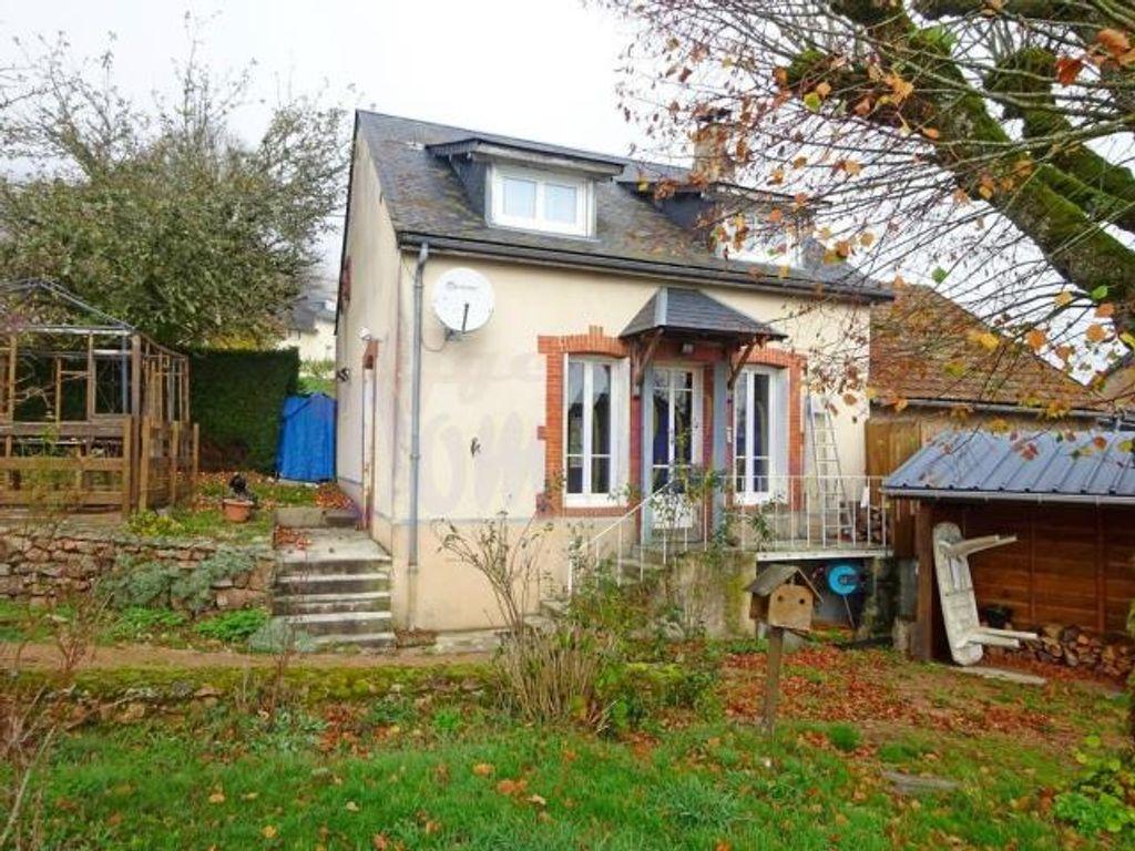 Achat maison 2chambres 77m² - Moux-en-Morvan