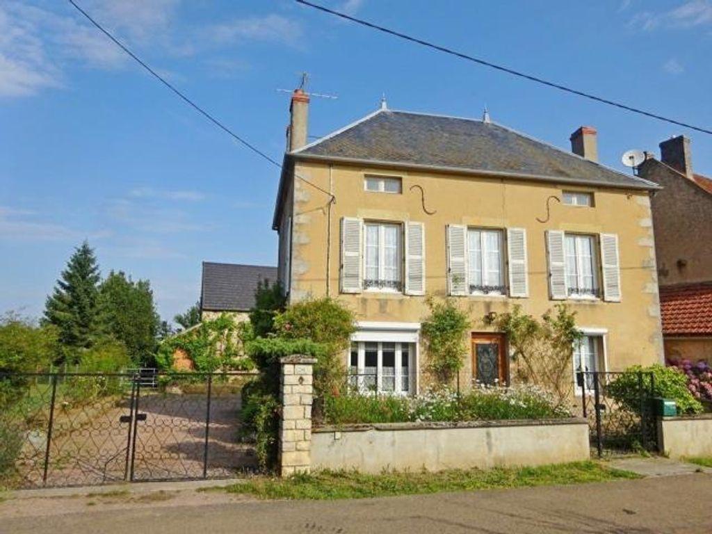 Achat maison 3chambres 113m² - Saint-Léger-Vauban