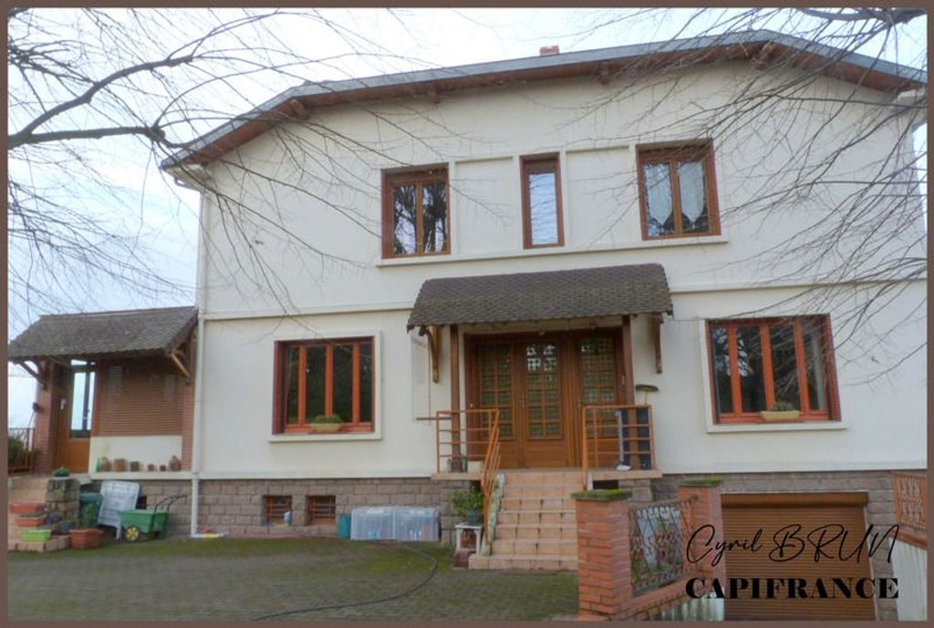 Achat maison 4 chambres 305 m² - Vichy
