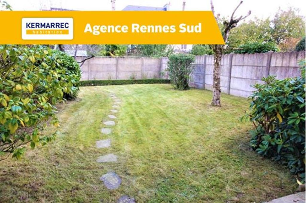 Achat maison 3chambres 140m² - Rennes