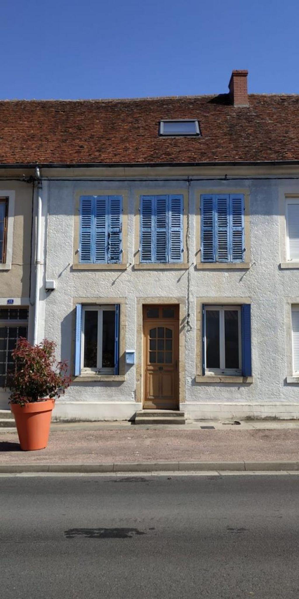 Achat maison 4chambres 97m² - Châteauneuf-Val-de-Bargis