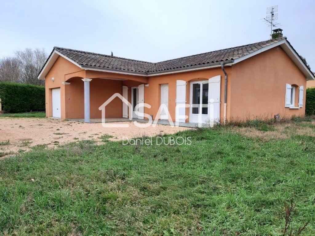 Achat maison 3chambres 95m² - Crottet