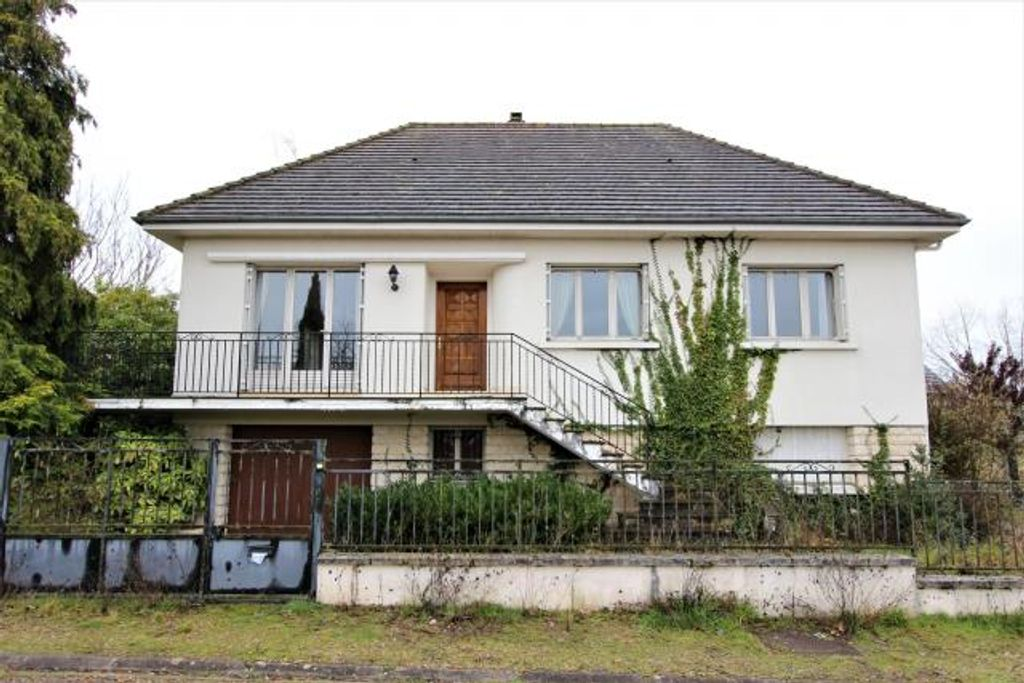 Achat maison 3chambres 122m² - Nevers