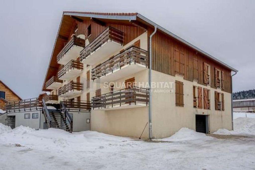 Achat appartement 2pièces 46m² - Les Hôpitaux-Vieux