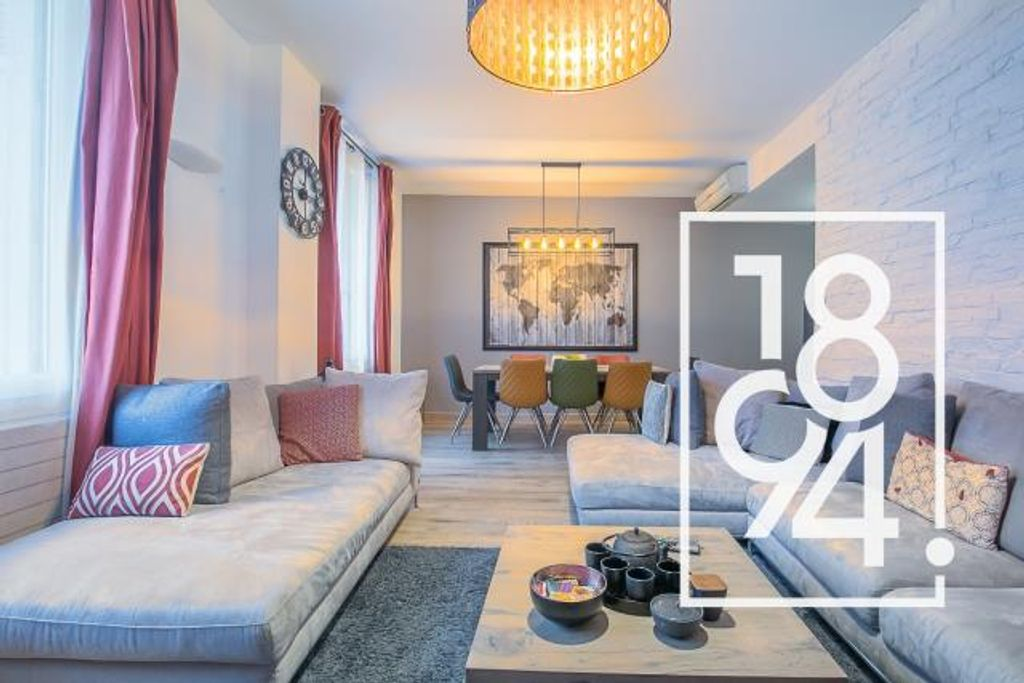 Achat appartement 4pièces 114m² - Marseille 7ème arrondissement