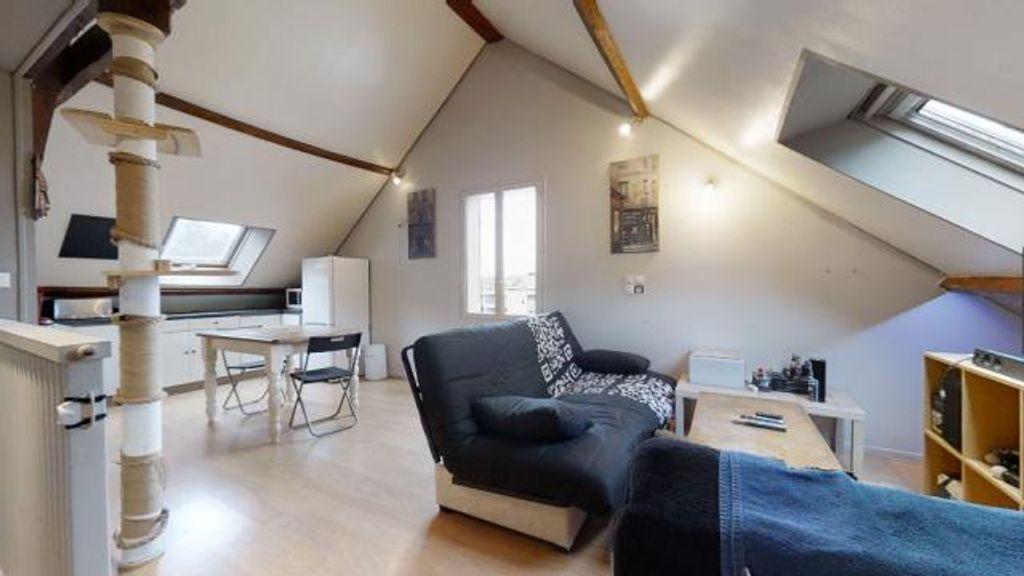 Achat appartement 3pièces 43m² - Besançon