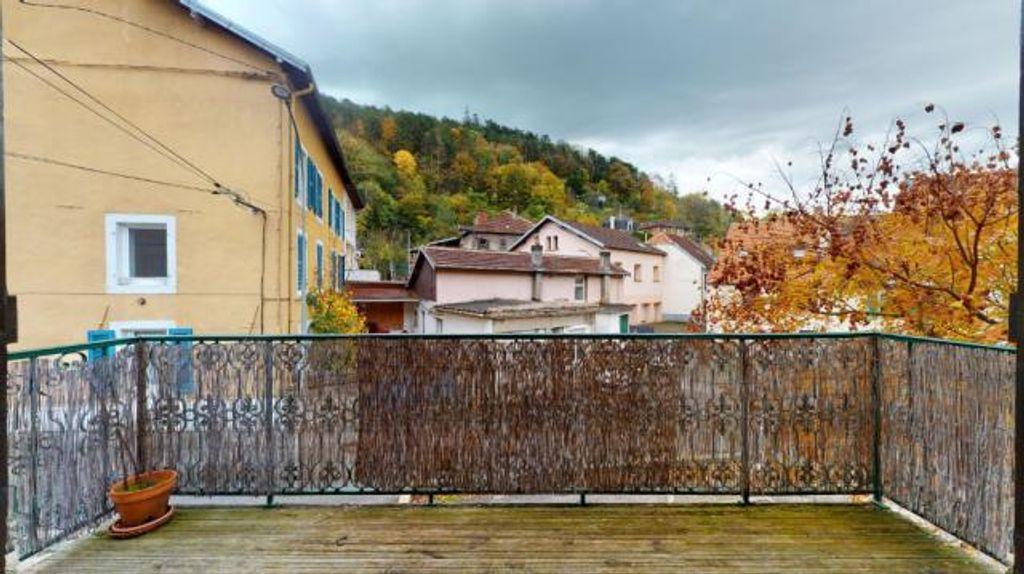 Achat duplex 3pièces 83m² - Besançon