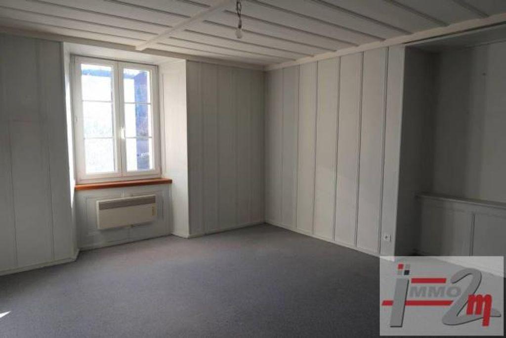 Achat appartement 4pièces 97m² - Villers-le-Lac