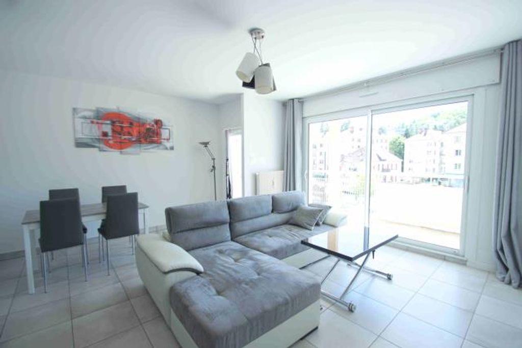 Achat appartement 5pièces 91m² - Besançon