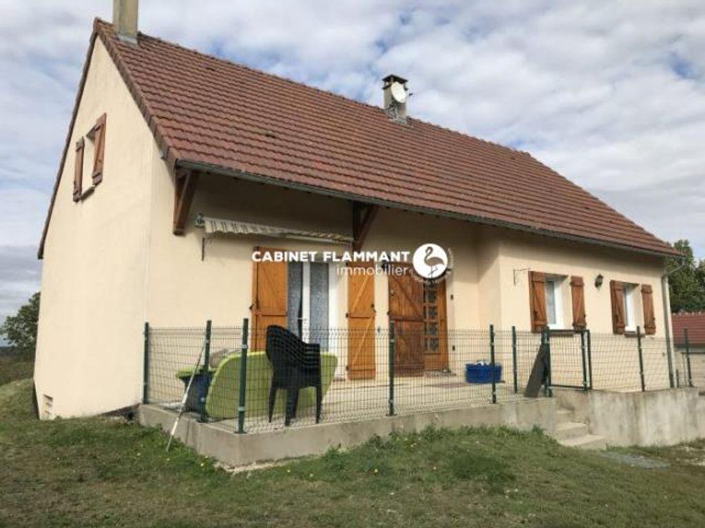 Achat maison 5chambres 190m² - Avallon