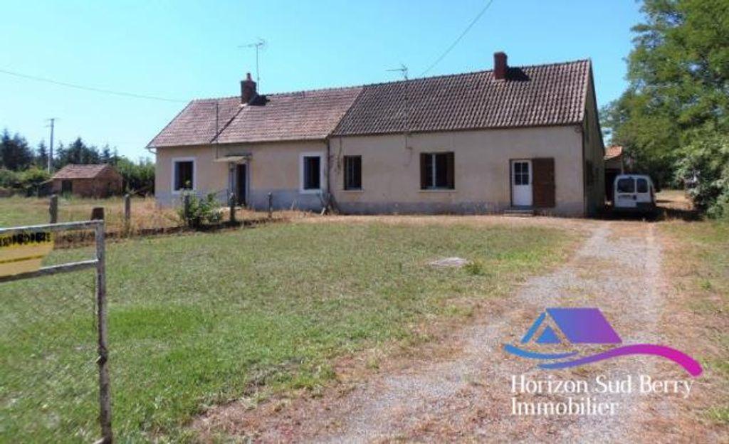 Achat maison 5chambres 130m² - Vallon-en-Sully