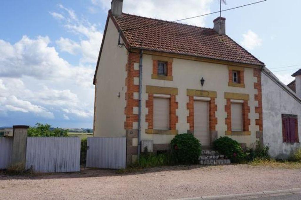 Achat maison 3chambres 90m² - Le Donjon