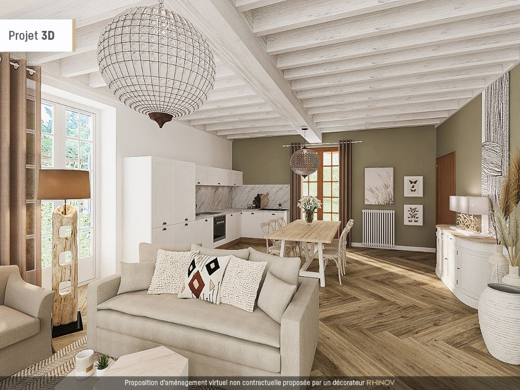 Achat maison 7chambres 230m² - Bully