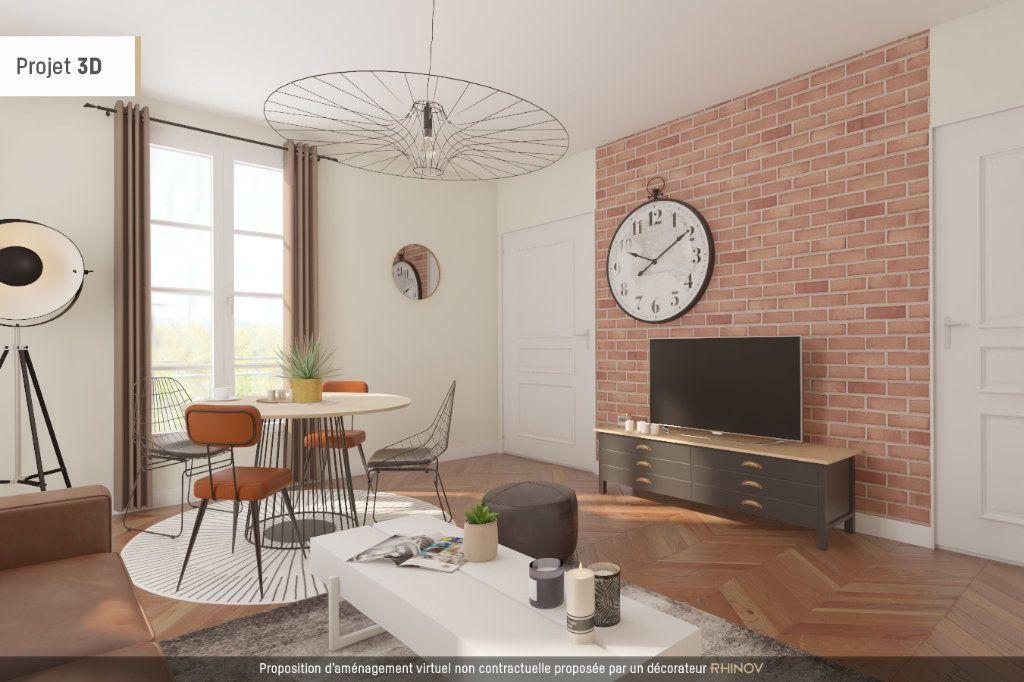 Achat appartement 3pièces 91m² - Fareins