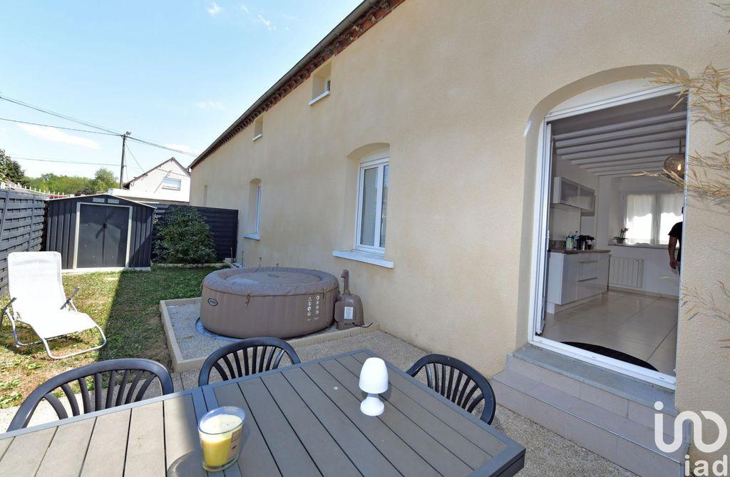 Achat maison 3chambres 108m² - Saint-Denis-lès-Sens