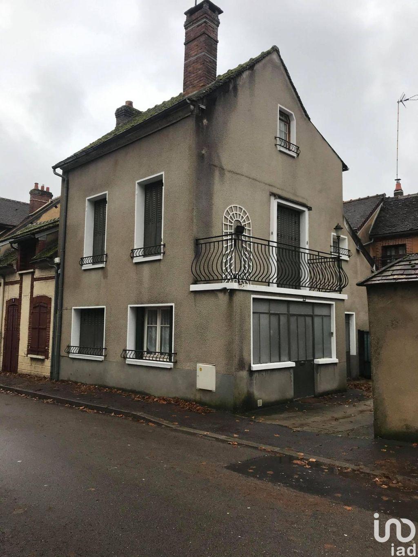 Achat maison 3chambres 85m² - Villeneuve-sur-Yonne