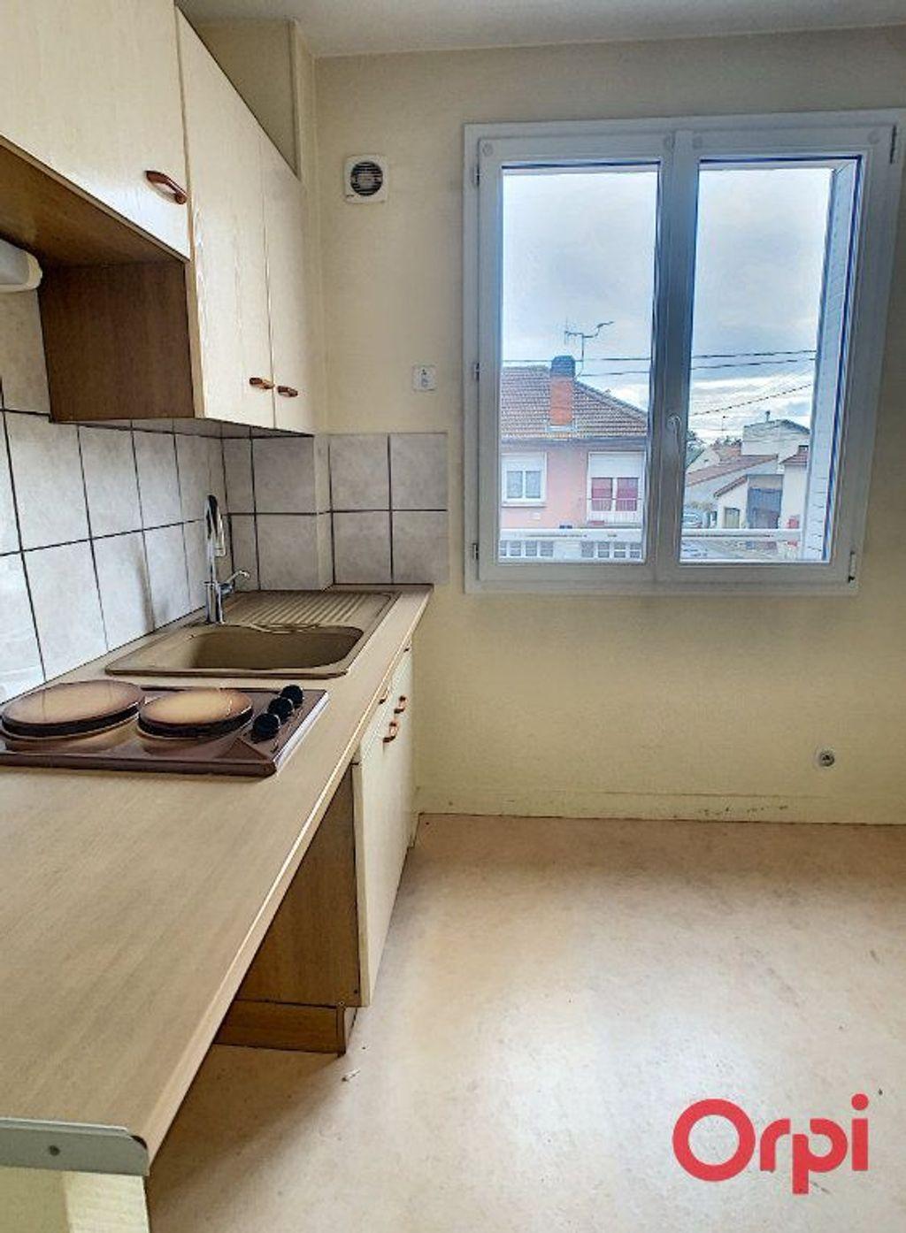 Achat appartement 2 pièce(s) Gannat