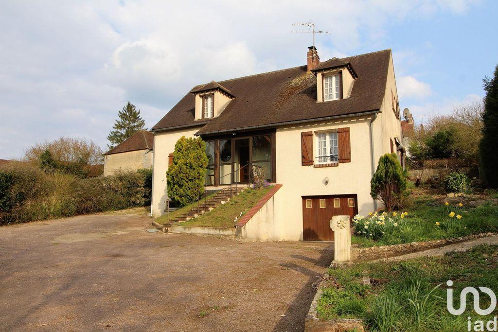 Achat maison 5chambres 175m² - Saint-Julien-du-Sault