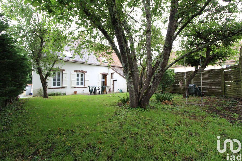 Achat maison 3chambres 80m² - Villeneuve-sur-Yonne