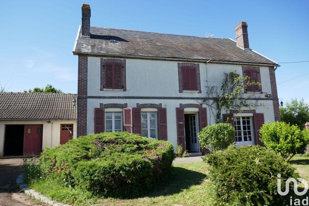 Achat maison 3chambres 115m² - Villeneuve-sur-Yonne