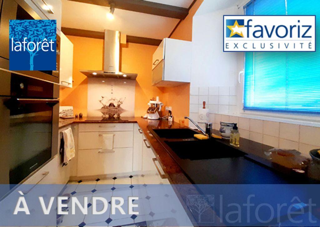 Achat appartement 4pièces 80m² - Hérimoncourt