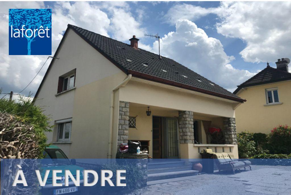 Achat maison 4chambres 87m² - Montbéliard