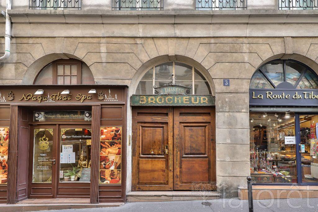 Achat duplex 2pièces 29m² - Paris 5ème arrondissement