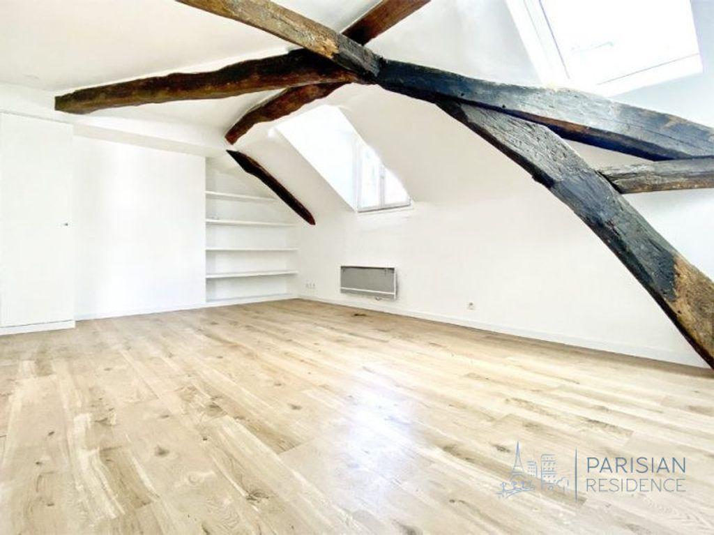 Achat appartement 2pièces 37m² - Paris 7ème arrondissement