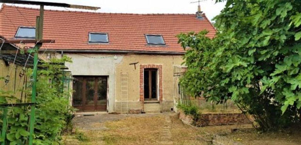Achat maison 4chambres 112m² - Pont-sur-Yonne