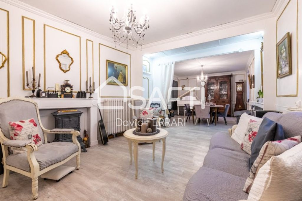 Achat maison 6chambres 290m² - Pontarlier