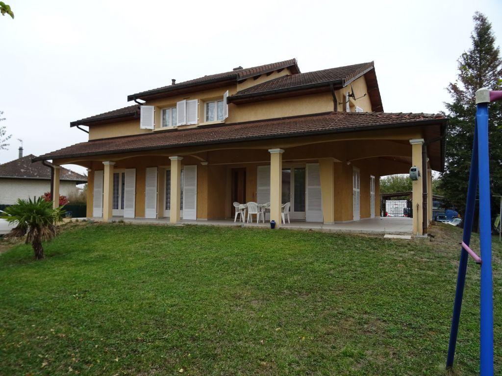 Achat maison 6chambres 210m² - Loyettes