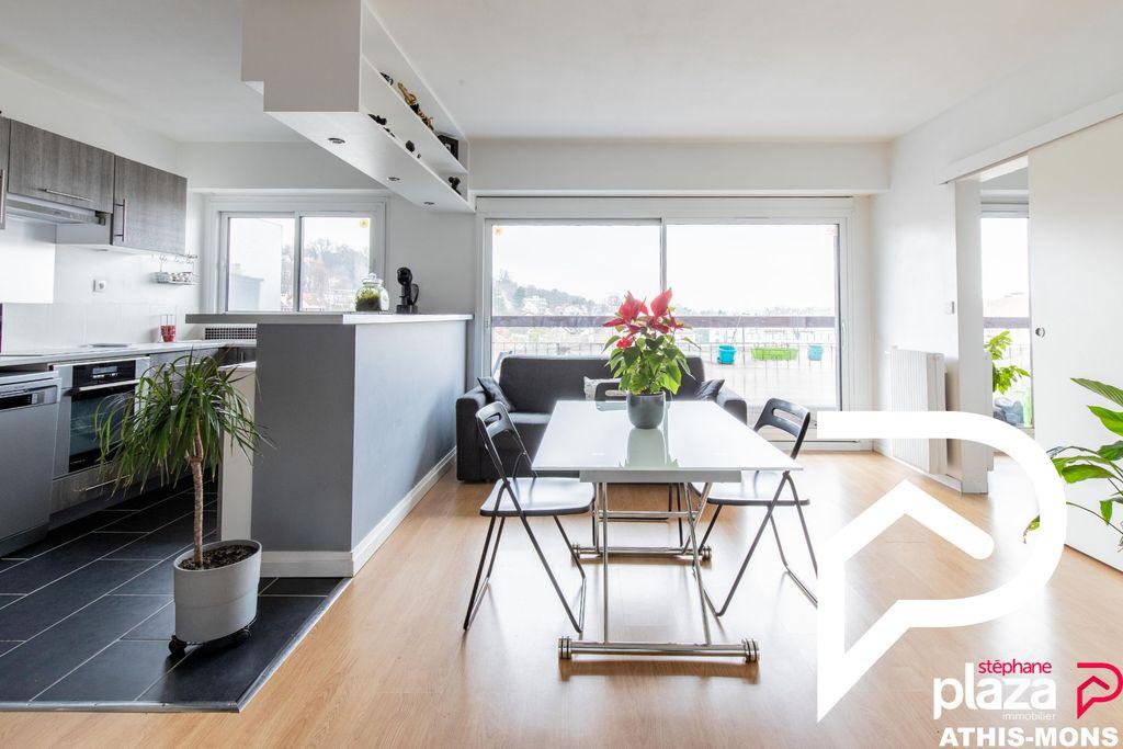 Achat appartement 4pièces 74m² - Athis-Mons