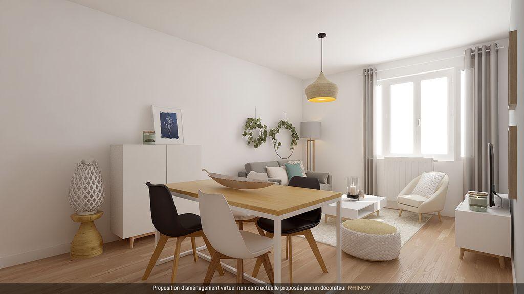 Achat appartement 2pièces 60m² - Paris 7ème arrondissement
