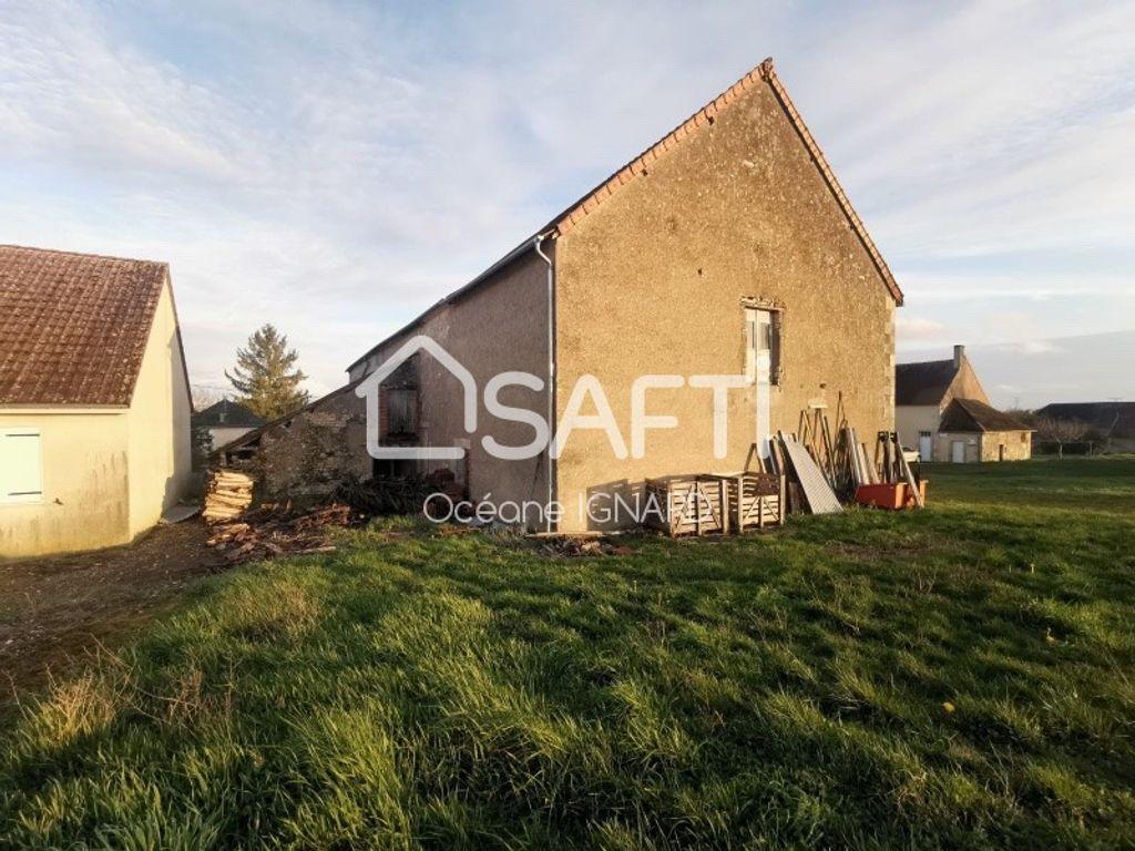 Achat maison 1chambre 50m² - Pougny