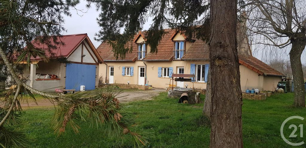 Achat maison 2chambres 105m² - Luthenay-Uxeloup