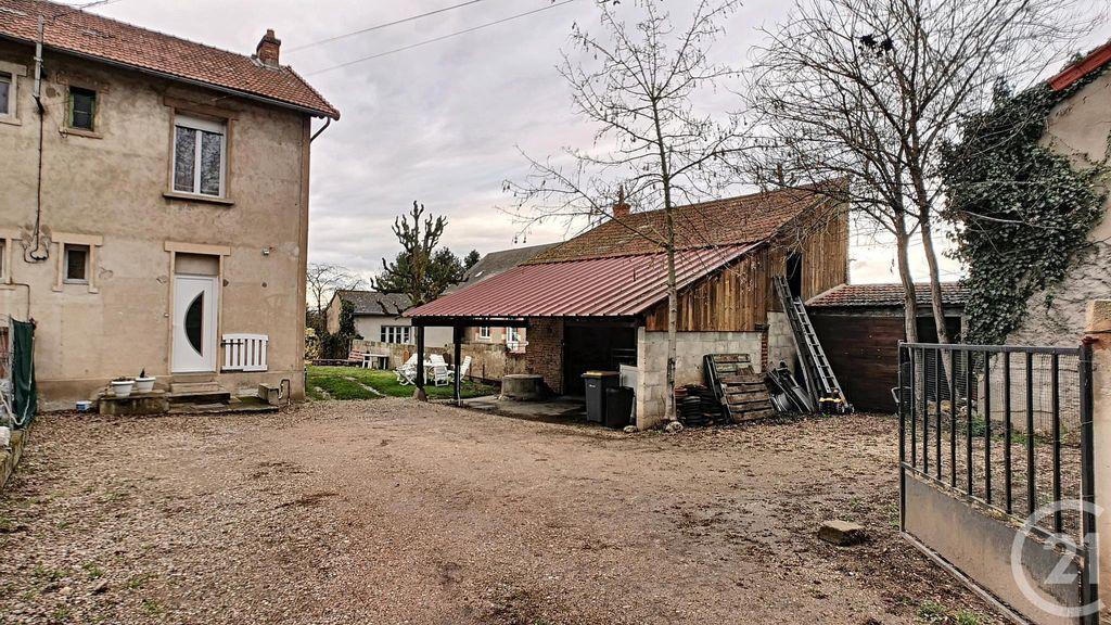 Achat maison 2chambres 63m² - Varennes-sur-Allier