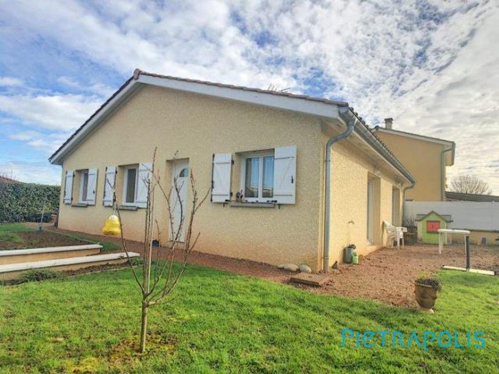 Achat maison 3chambres 90m² - Saint-Étienne-sur-Chalaronne