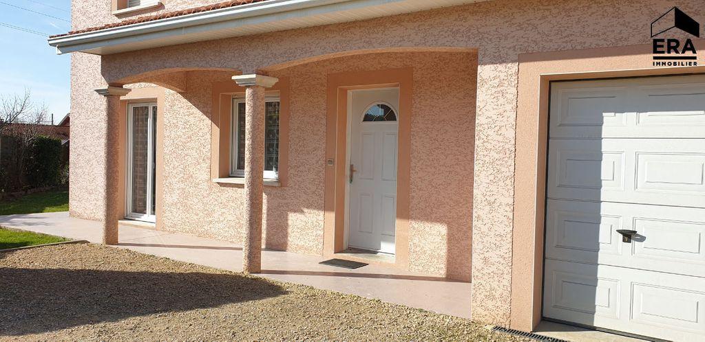 Achat maison 4chambres 114m² - Bourg-en-Bresse
