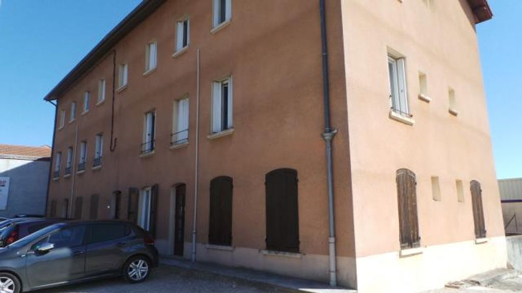 Achat appartement 2pièces 44m² - Balan