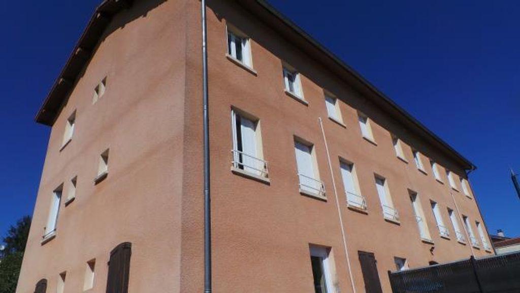Achat appartement 3pièces 60m² - Balan