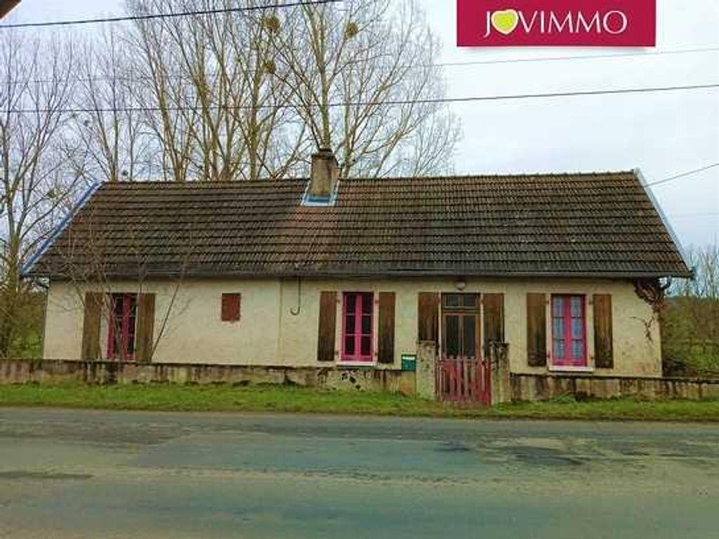 Achat maison 4chambres 127m² - Jaligny-sur-Besbre