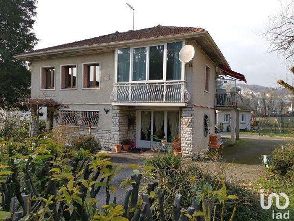 Achat maison 3chambres 136m² - Chazey-Bons