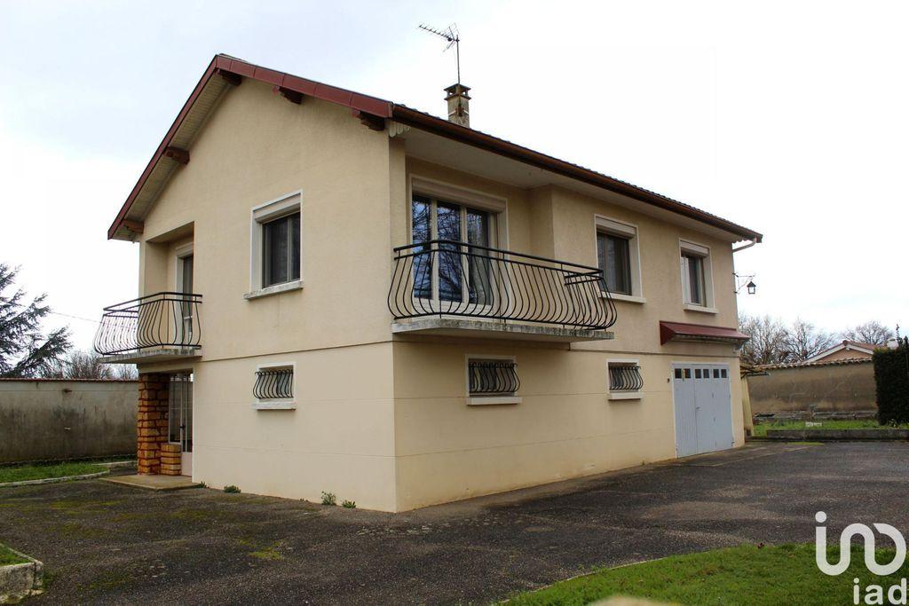 Achat maison 3chambres 65m² - Dommartin
