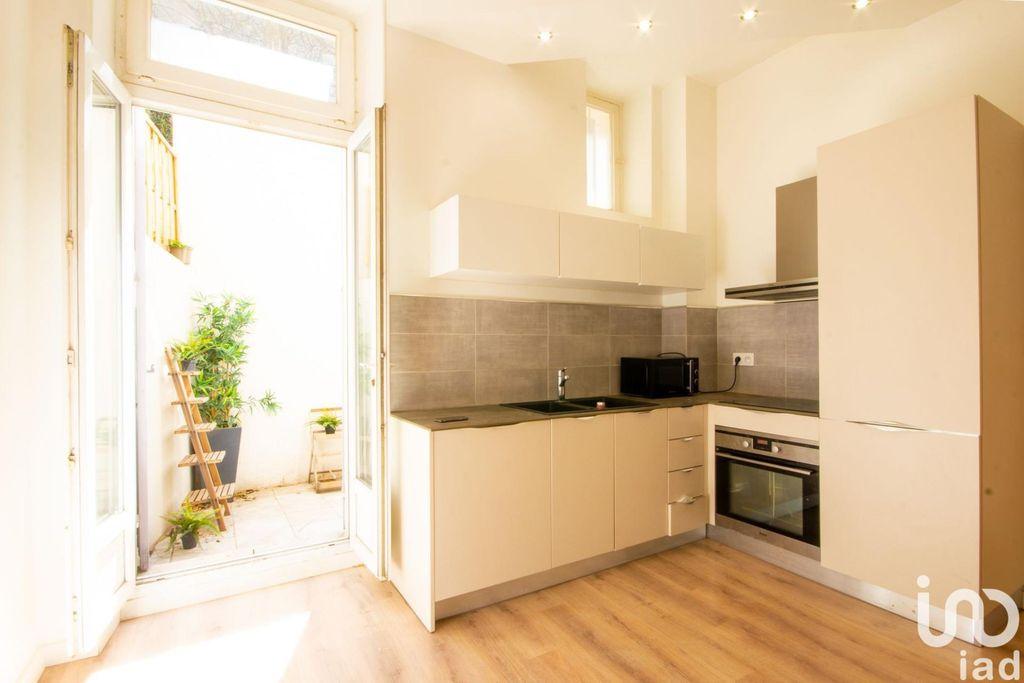 Achat appartement 3pièces 59m² - Marseille 1er arrondissement