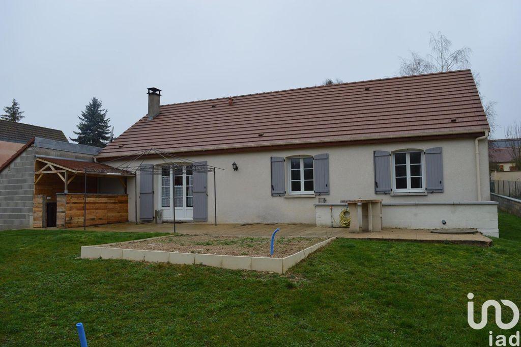 Achat maison 3chambres 125m² - Val-de-Mercy