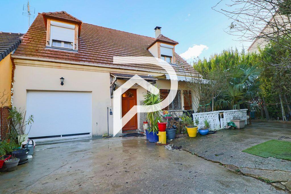 Achat maison 4chambres 102m² - Corbeil-Essonnes