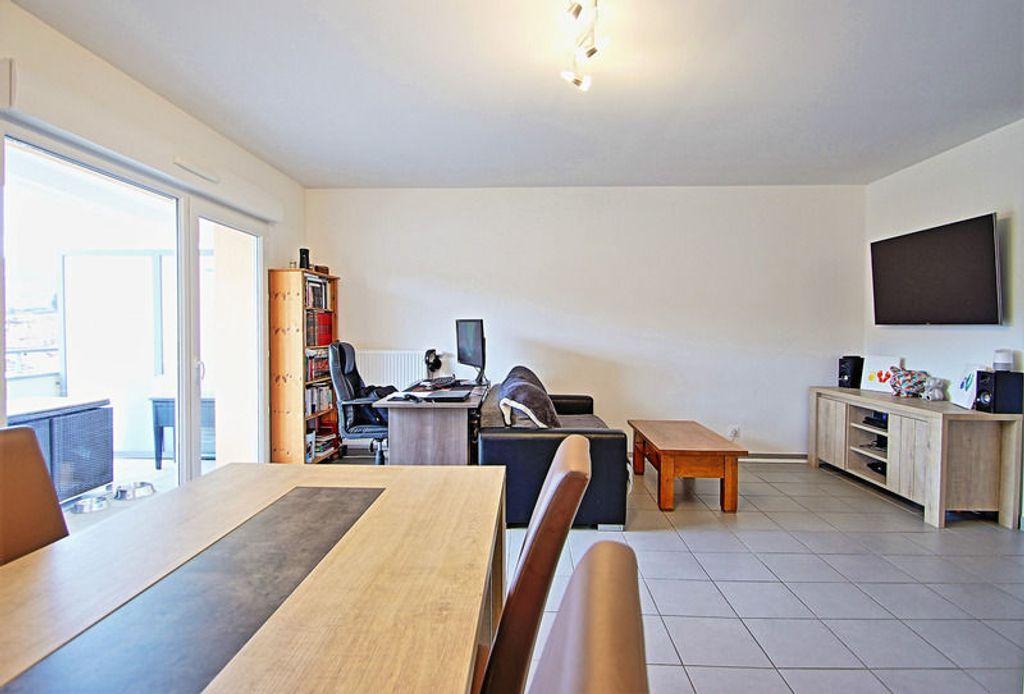Achat appartement 3pièces 73m² - Lancrans