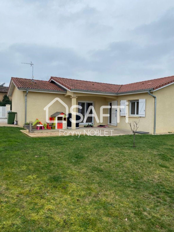 Achat maison 3chambres 90m² - Bâgé-la-Ville