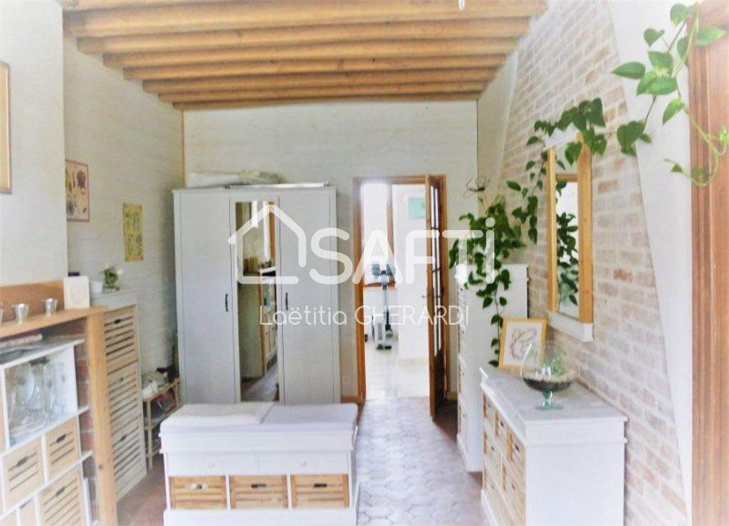 Achat maison 3chambres 168m² - Valravillon