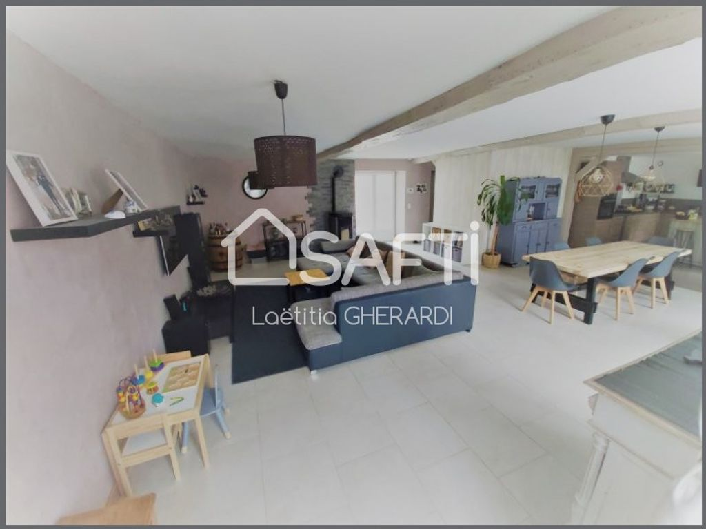 Achat maison 4 chambres 220 m² - Charbuy
